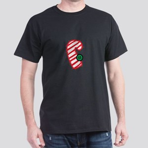 Appliqué Candy Cane T-Shirt