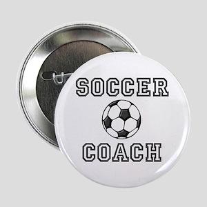 Soccer Coach Button