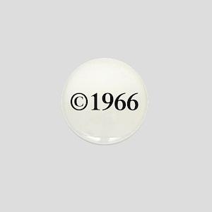 Copyright 1966-Tim black Mini Button