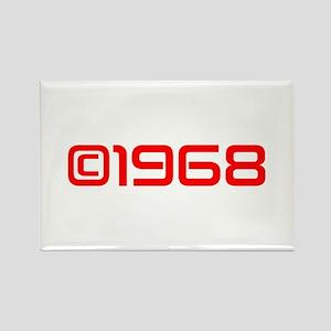 Copyright 1968-Sav red Magnets