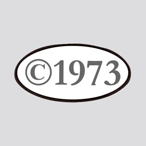 Copyright 1973-Gar gray Patch