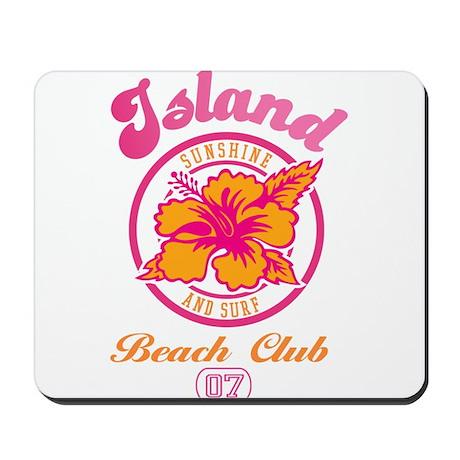 Resden Beach Club Mousepad