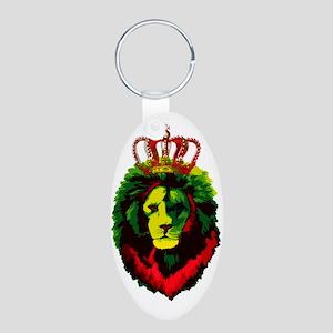 Iron Lion Zion Keychains