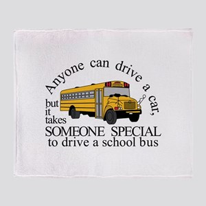 Someone Special Throw Blanket