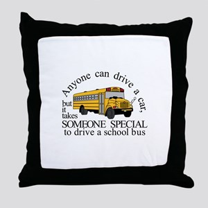 Someone Special Throw Pillow