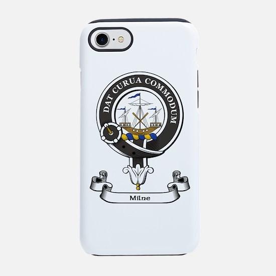 Badge-Milne iPhone 7 Tough Case