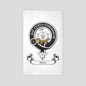Badge-Milne Area Rug