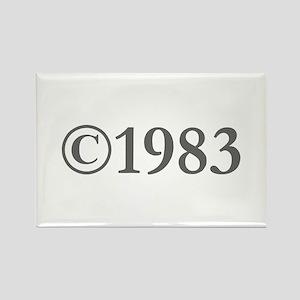 Copyright 1983-Gar gray Magnets
