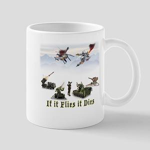 If It Flies It Dies Mugs