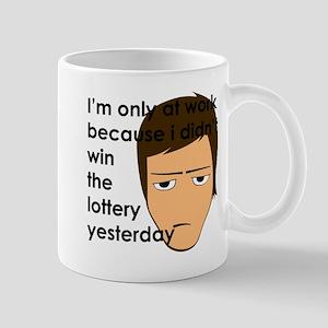 I'm only at work Mug
