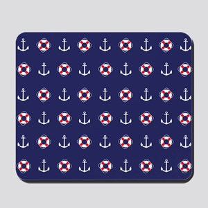 Sailing Elements Mousepad
