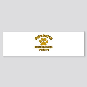 Awesome American Water Spaniel Mo Sticker (Bumper)