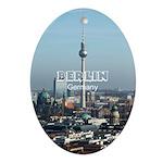 Berlin Ornament (Oval)
