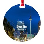 Berlin Round Ornament
