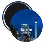 "Berlin 2.25"" Magnet (100 pack)"