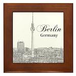 Berlin Framed Tile