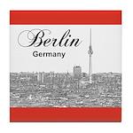 Berlin Tile Coaster