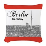 Berlin Woven Throw Pillow