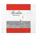 Berlin King Duvet