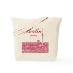 Berlin Tote Bag