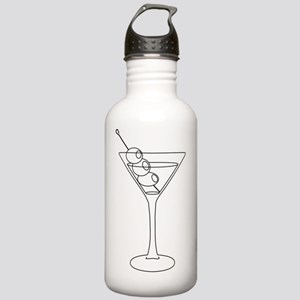 Martini Stainless Water Bottle 1.0L