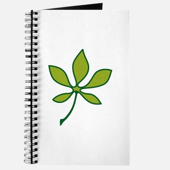 Ohio Buckeye Leaf Journal