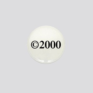 Copyright 2000-Tim black Mini Button