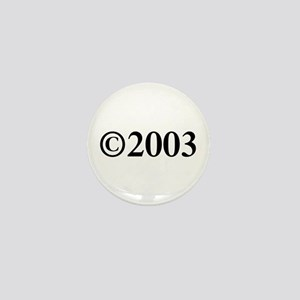 Copyright 2003-Tim black Mini Button
