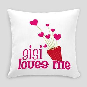 Gigi Loves Me Everyday Pillow