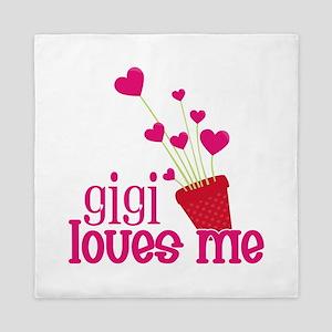 Gigi Loves Me Queen Duvet