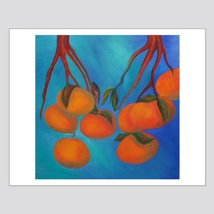 Tangerine Tree Small Poster