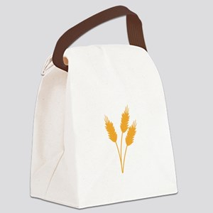 Wheat Stalk Canvas Lunch Bag