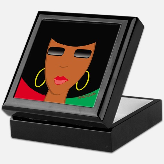 Cassie 07 Keepsake Box