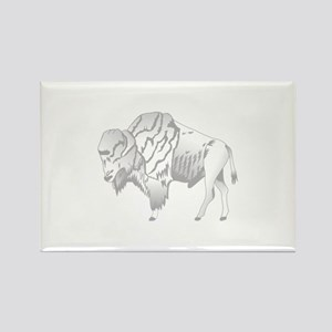 White Buffalo Magnets