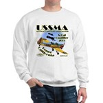 Sweatshirt, Front Only, White Or Grey