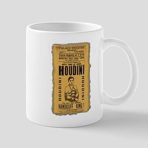 Vintage Houdini Poster Mug