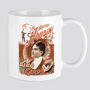 Retro Harry Houdini Poster Mug