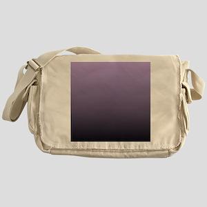 trendy girly ombre Messenger Bag
