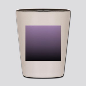 trendy girly ombre Shot Glass