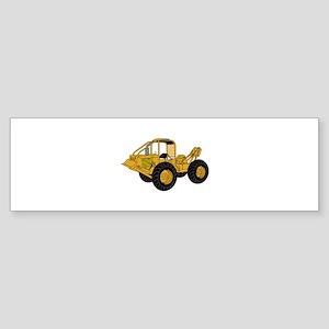 Skidder Bumper Sticker