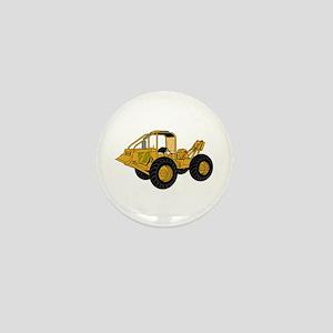 Skidder Mini Button