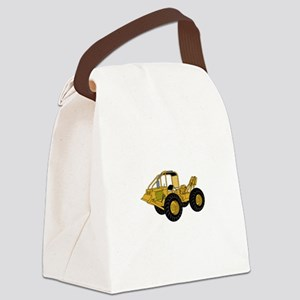 Skidder Canvas Lunch Bag