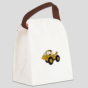 Skidder Canvas Lunch Bag