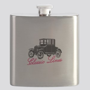 Classic Lines Flask
