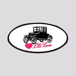 Love Old Cars Patch