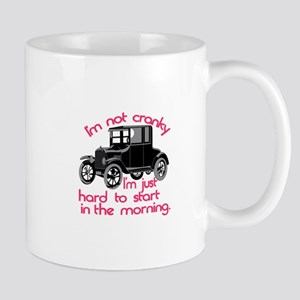 Im Not Cranky Mugs