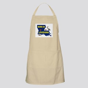 LOUISIANA BORN Apron