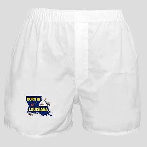 LOUISIANA BORN Boxer Shorts