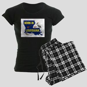 LOUISIANA BORN Pajamas