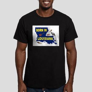 LOUISIANA BORN T-Shirt